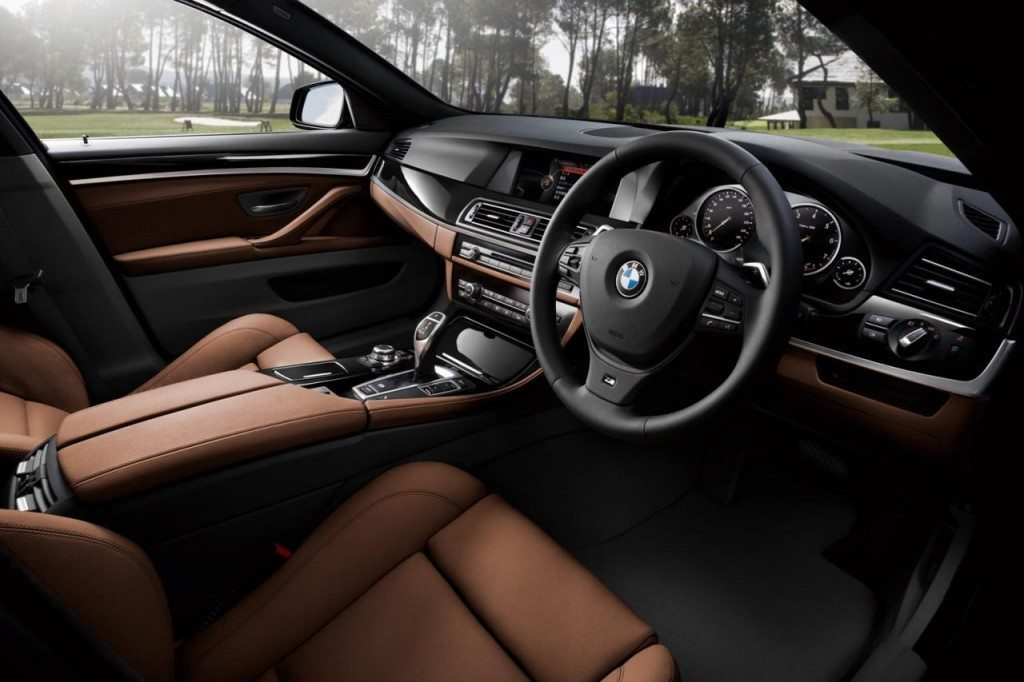 BMW 5 Series Exclusive Sport Edition-5