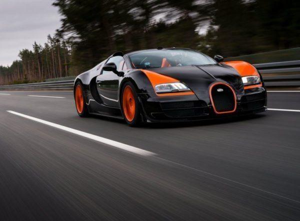 Bugatti Veyron Vitesse WRC Limited Edition Pics 1
