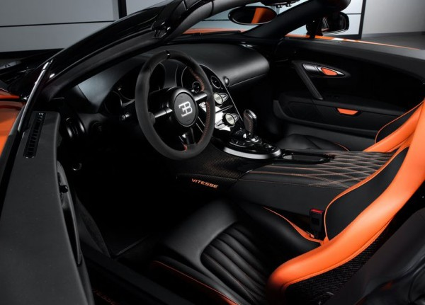 Bugatti Veyron Vitesse WRC Limited Edition Pics 3