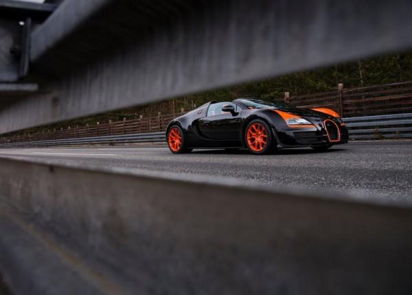 Bugatti Veyron Vitesse WRC Limited Edition Pics 4