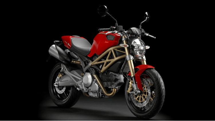 Ducati Monster 696 India Launch