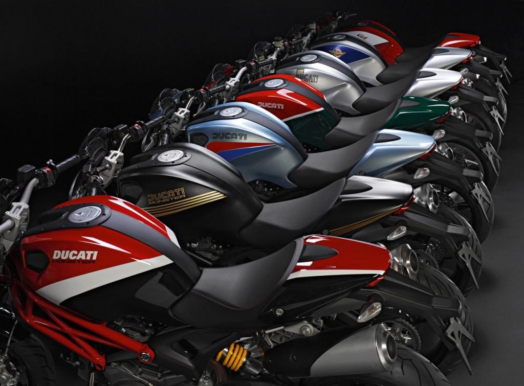 Ducati Monster Asia Gathering 2013-2