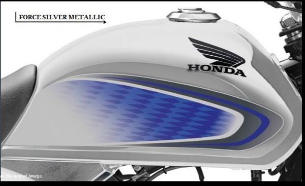 Force Silver metallic