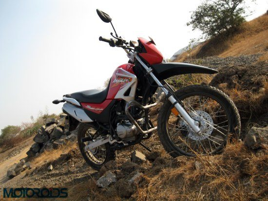 Hero Impulse off road bike