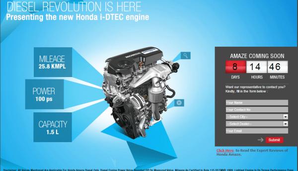 Honda-Amaze-diesel-mileage-power
