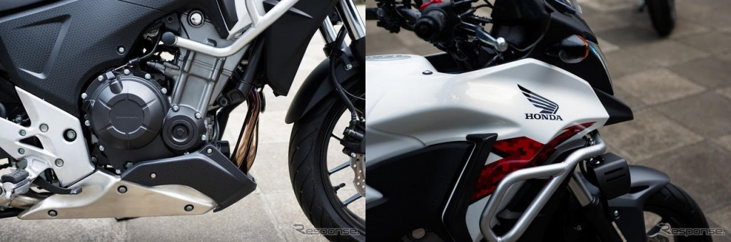 Honda CB400X adventure touring-6