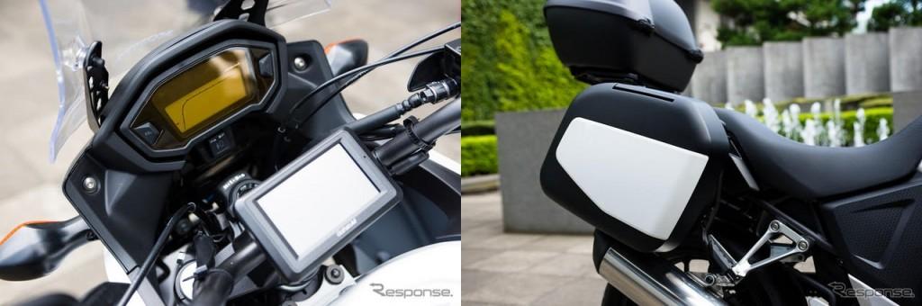 Honda CB400X adventure touring-7