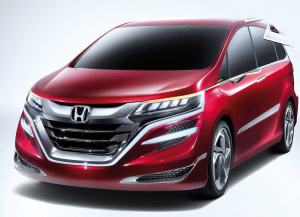Honda Concept M 1