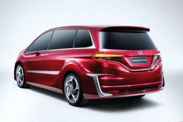 Honda Concept M 2