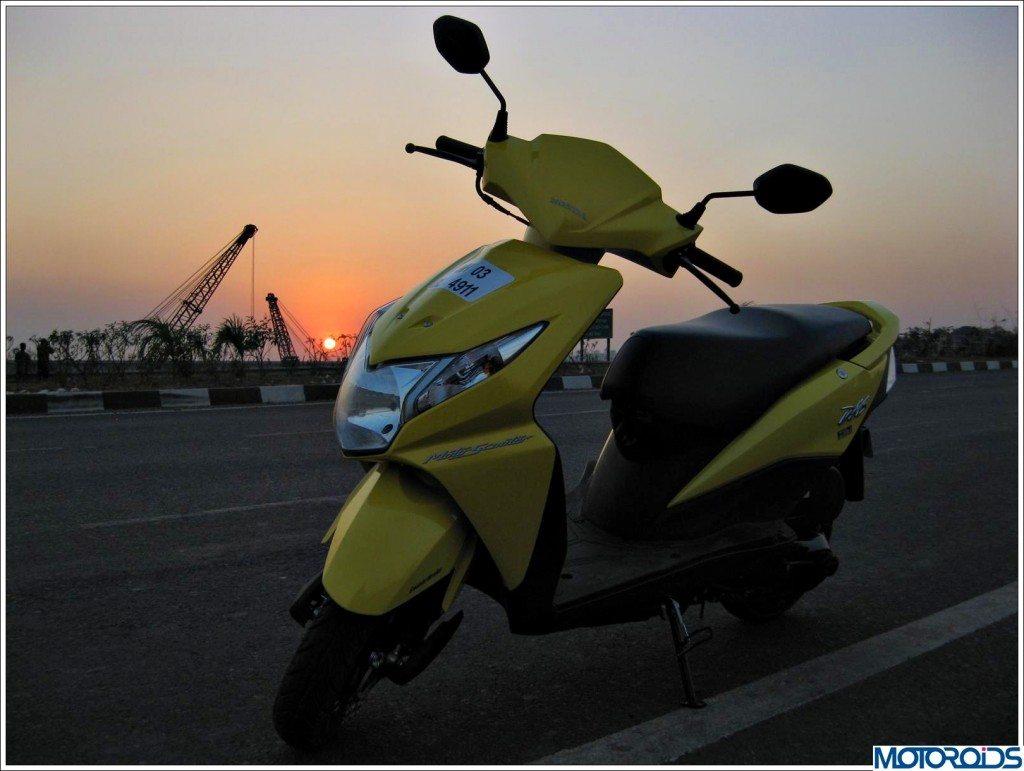 Honda Dio HET (10)