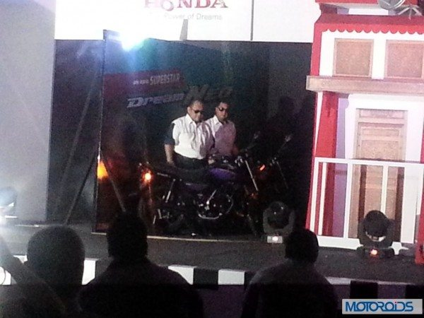 Honda dream Neo Launch (1)