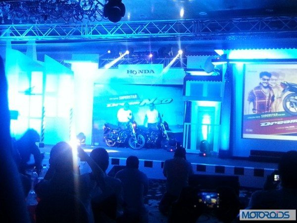 Honda dream Neo Launch