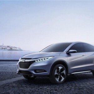 Honda urban SUV concept (3)