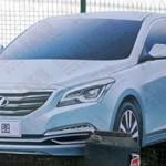 Hyundai Mingtu aka Sonata-Lite image leaked