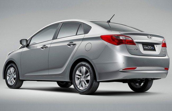 Hyundai i20 sedan india launch 2