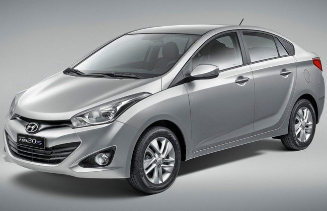 Hyundai i20 sedan india launch