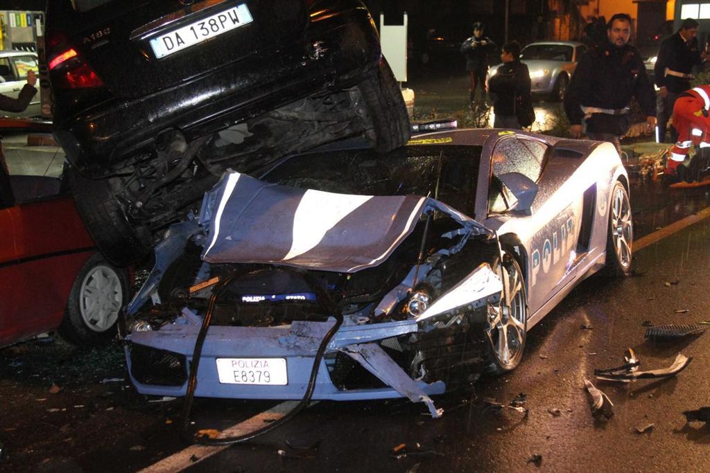 Italy Police Lamborghini Gallardo