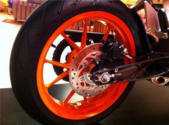 KTM 390 Duke India Pics 11