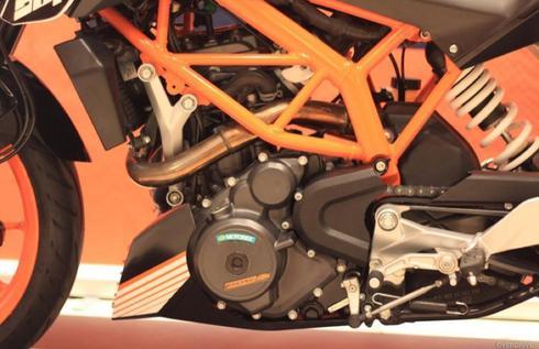 KTM 390 Duke India launch pics 5