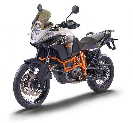 KTM-India-Adventure-Bikes