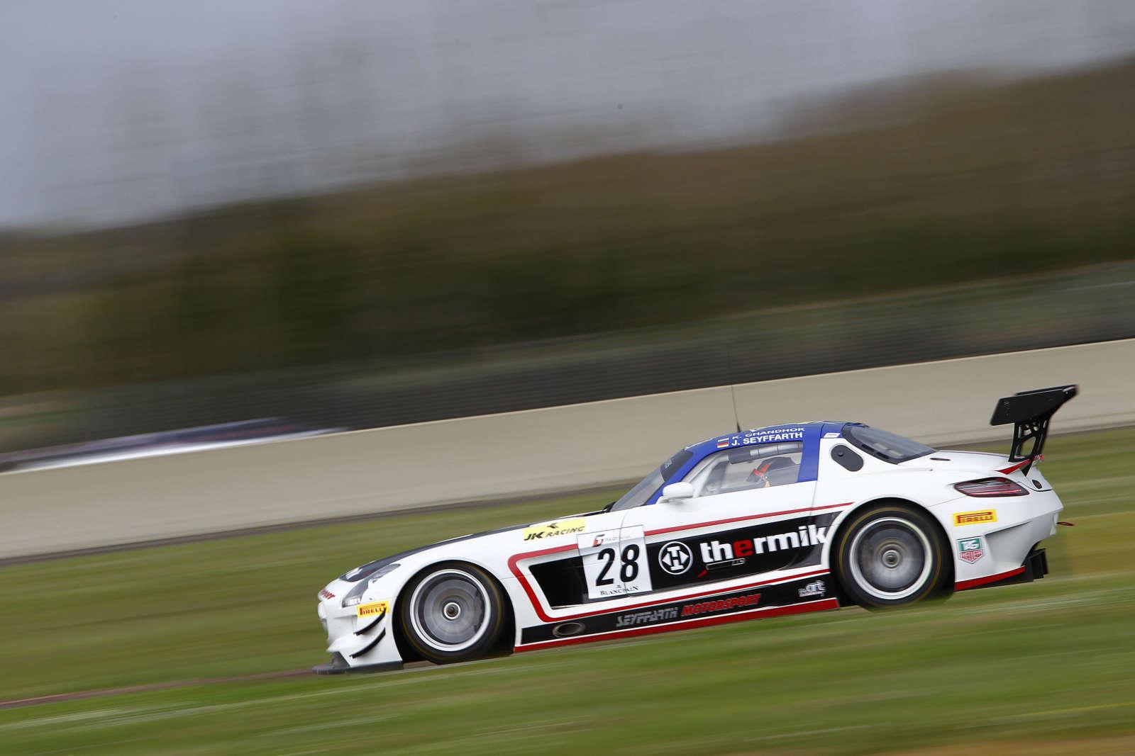 FIA GT Series 2013 Nogaro