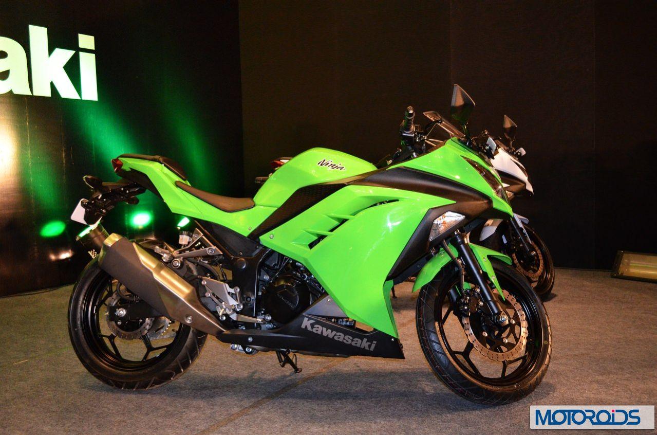 Kawasaki Ninja 300 India launch: Image gallery and specs | Motoroids