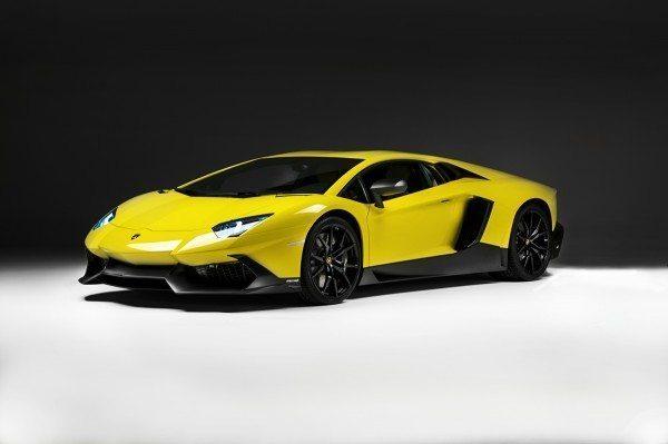 Lamborghini Aventador LP 720-4 50° Anniversario 2