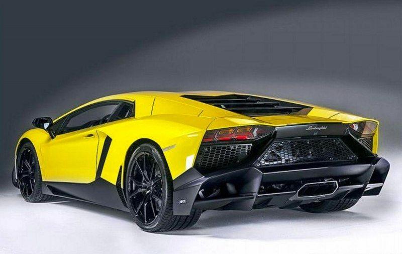 Lamborghini Aventador LP720-4 50-2