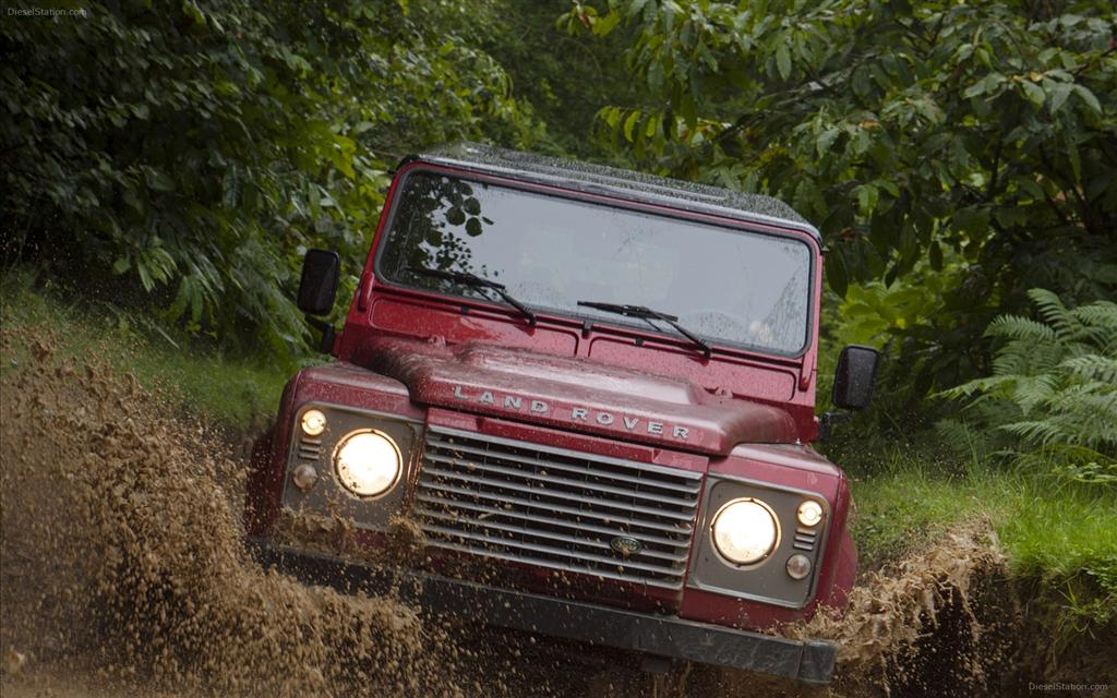 Land Rover Defender Sri Lanka