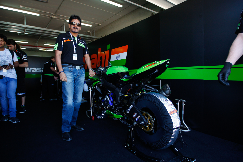 Mahi Racing Team Nagarjuna 2
