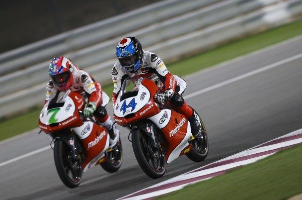 Mahindra-Racing---Efrén-Vázquez-and-Miguel-Oliveira---Qatar