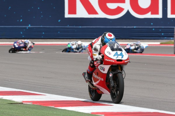 Oliveira, Moto3 Race, Grand Prix of the Americas 2013