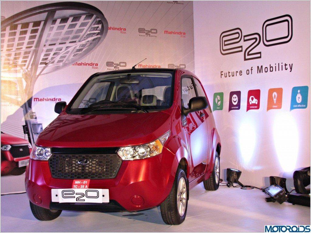 Mahindra Reva E20 (5)