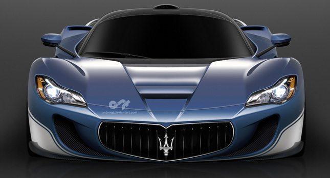 Maserati LaMaserati Ferrari LaFerrari