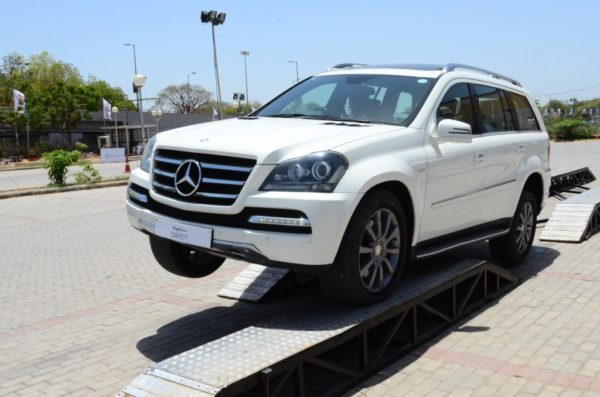Mercedes Benz Star Drive 2013