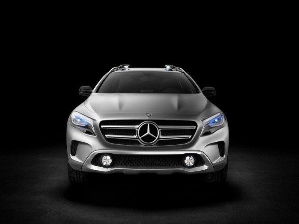 Mercedes GLA Concept 2