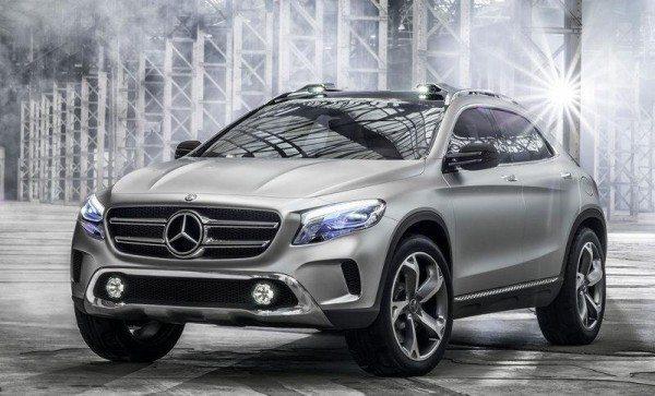 Mercedes GLA Concept 5