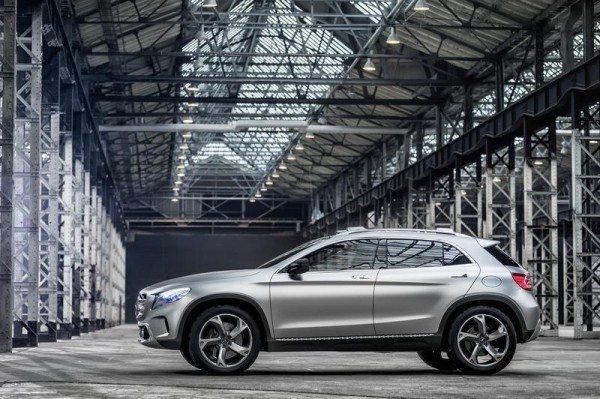 Mercedes GLA Concept 6