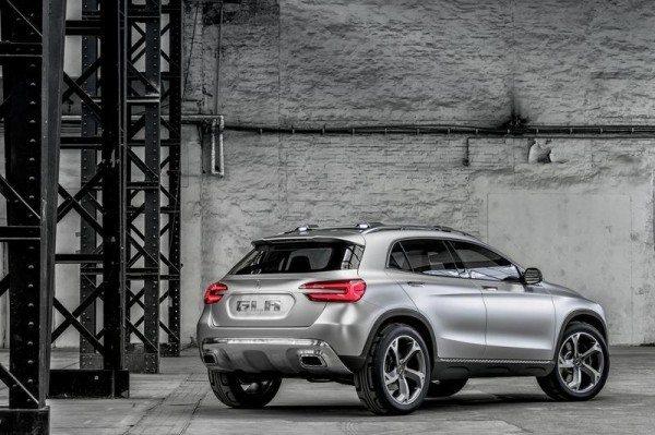Mercedes GLA Concept 7