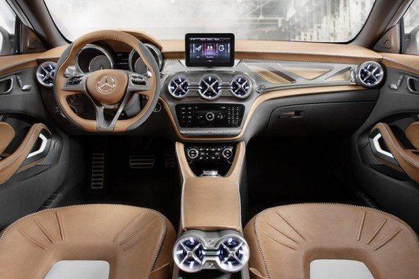 Mercedes GLA Concept 8