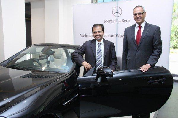 Mercedes Navi Mumbai 1