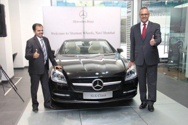 Mercedes Navi Mumbai 2
