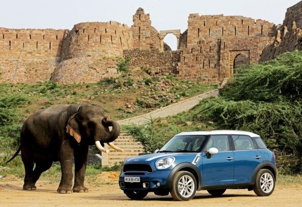 Mini Countryman India p