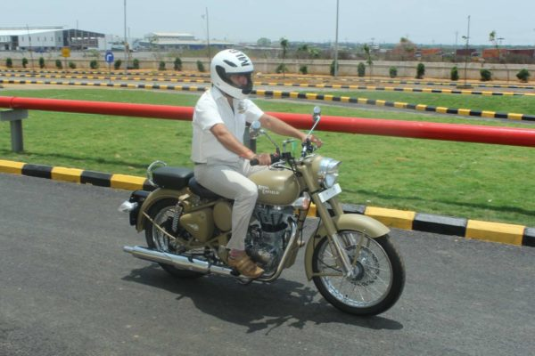 Mr Siddhartha Lal, MD & CEO Eicher Motors Ltd2