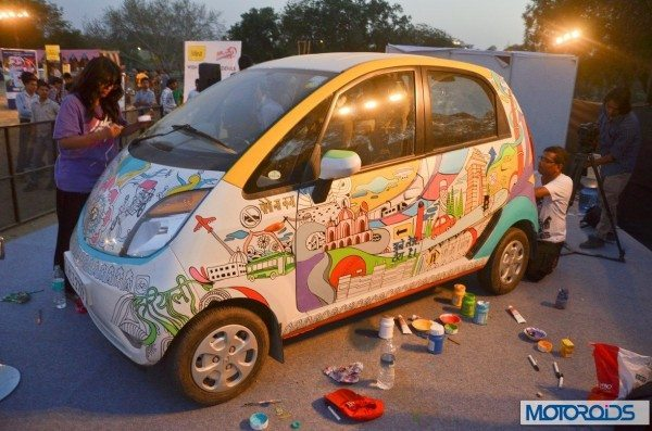 Nano Art in Motion Saddi Dilli (1)