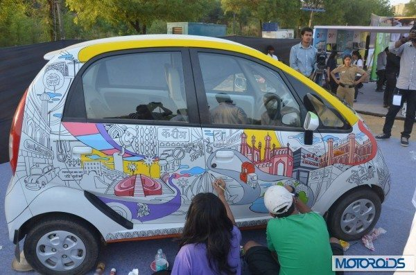 Nano Art in Motion Saddi Dilli