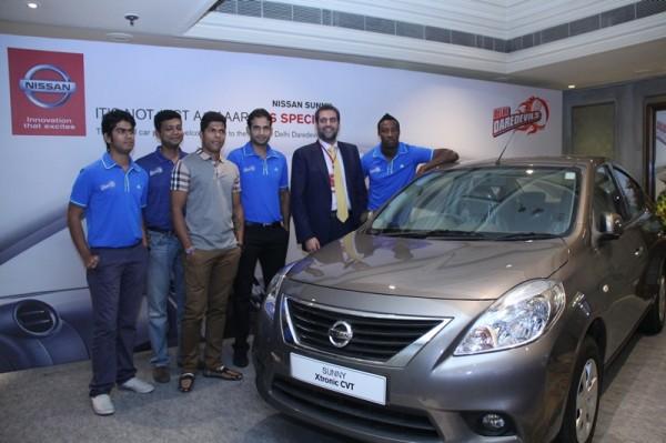 Nissan-IPL Meet & Greet Delhi
