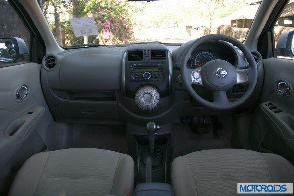 Nissan Sunny Xtronic CVT (28)