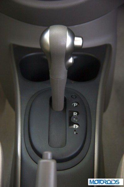 Nissan Sunny Xtronic CVT (29)