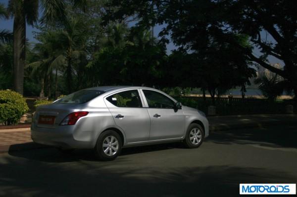 Nissan Sunny Xtronic CVT (4)